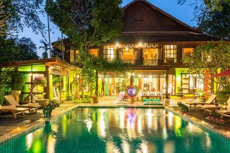 The Villa Chiang Mai - Hang Dong - Villa