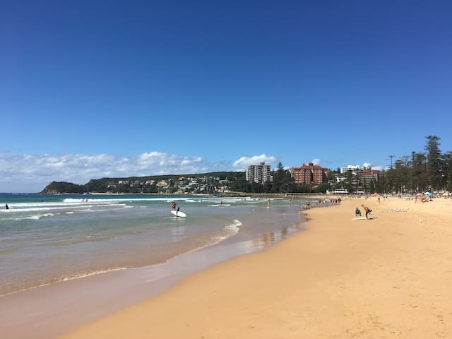 On Manly Beach, Amazing Views!! - Manly - Departamento