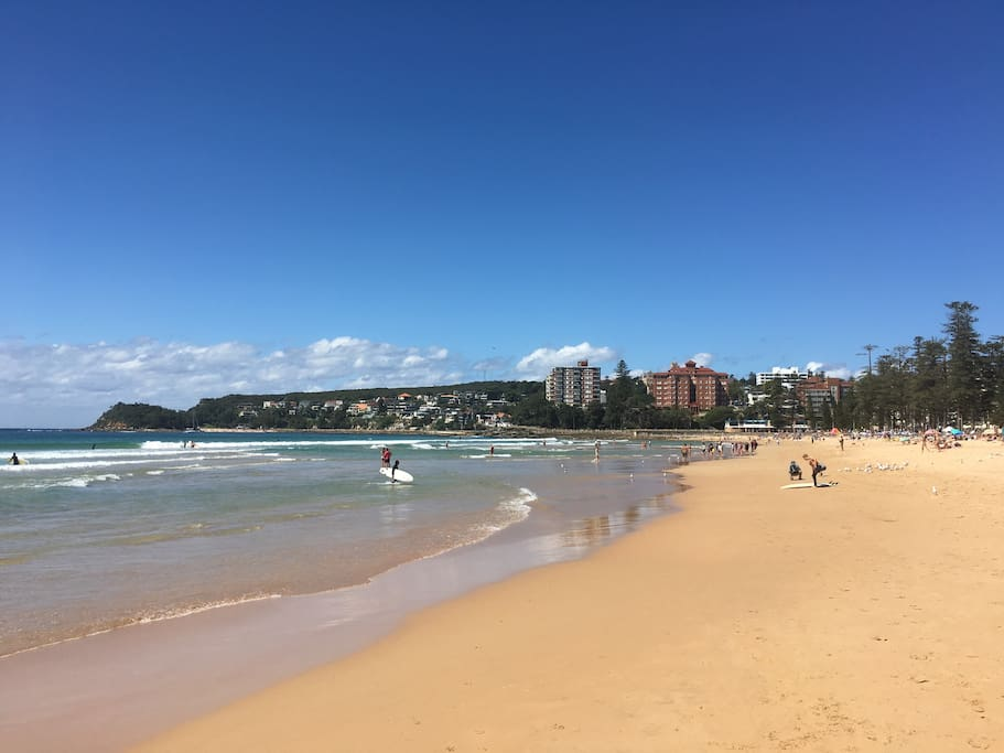 On Manly Beach Amazing Views Apartments For Rent In