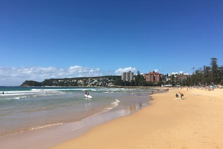 On Manly Beach, Amazing Views!! - Manly