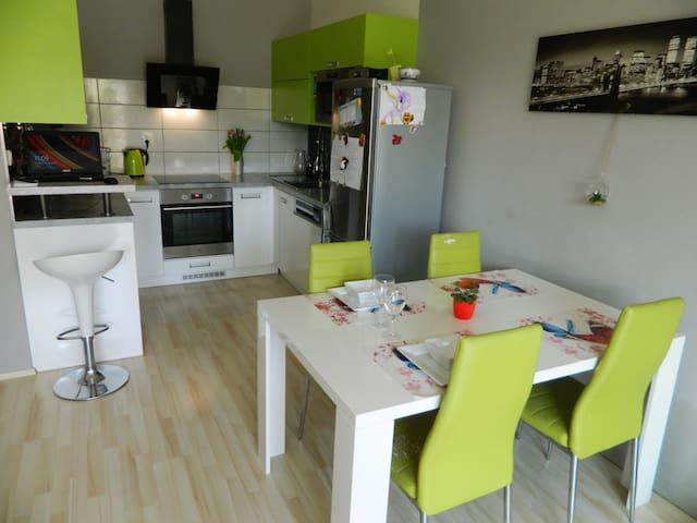Green apartmán Brno