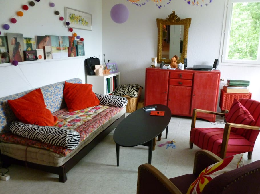 joli appartement centre ville apartments for rent in. Black Bedroom Furniture Sets. Home Design Ideas