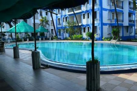 Cozy  apartment Candolim beach