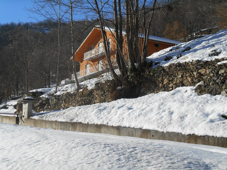 Alloggi vacanze in montagna case in affitto a perrero for Vacanze nord italia montagna