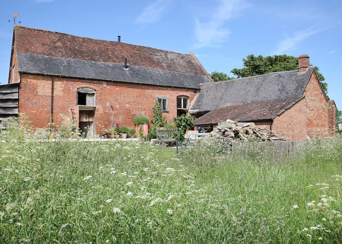 Talton Lodge Barn - Newbold on Stour - Natur-Lodge