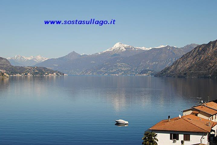 B&B Sosta sul Lago - Lake Como - Lezzeno - Bed & Breakfast