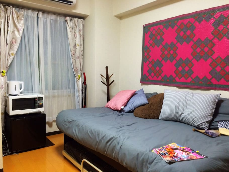 Studio apartment 1 minute from Otsuka station!