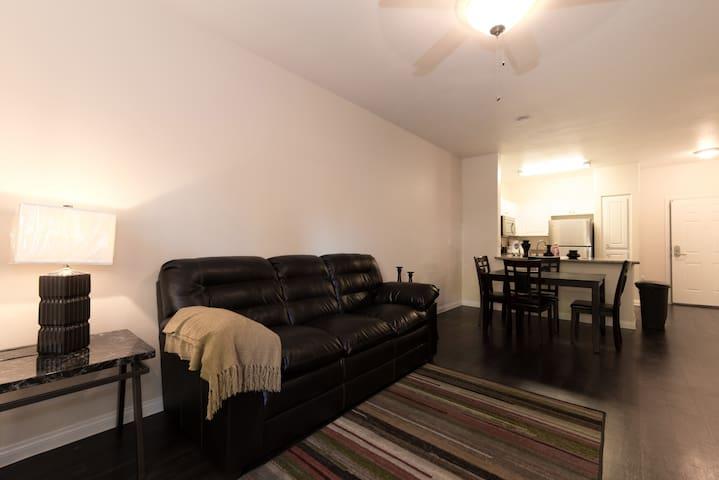LUXURY 1BD/1BA DOWNTOWN LONG BEACH - Long Beach - Apartemen