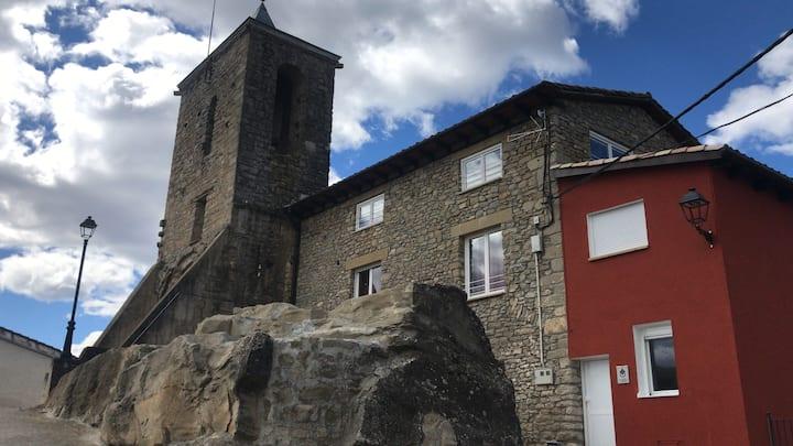 Casa rural La Abadía  Habitación de luxe