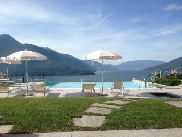 """Lake Como - Apart. """"Armonia"""""""