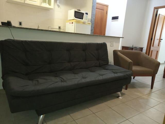 Sofá cama da sala