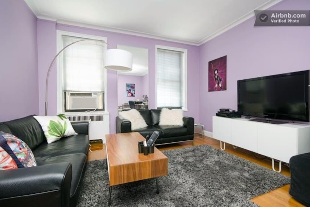 Large sunny 1bd in chelsea appartamenti in affitto a for Appartamenti affitto nyc