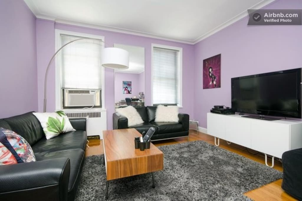 Large sunny 1bd in chelsea appartamenti in affitto a for Appartamenti in affitto ny