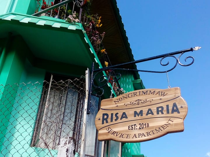 Risa Maria Service Apartment + Kitchen : Shillong