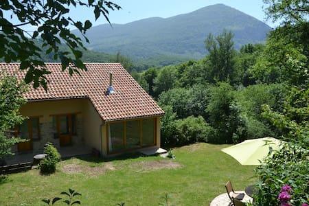 Gîte dans les Hautes Pyrénées - Gembrie - Earth House