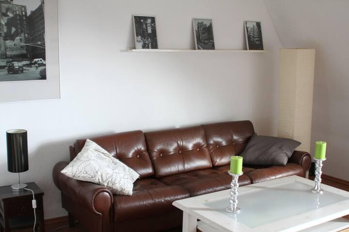 Gemütliche 3,5-Zimmer-Wohnung im Kölner Süden
