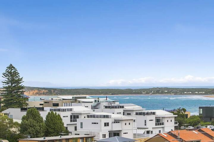 Terrace & Beach