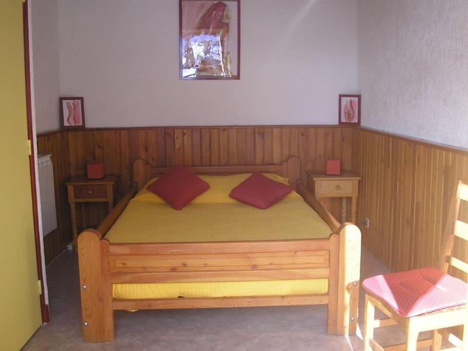 Chambre 1 - 1 lit double