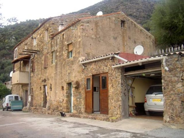 Maison typique corse - Osani - House