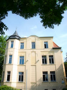 Apartment in top place, near the City and the Park - Weimar - Huvila