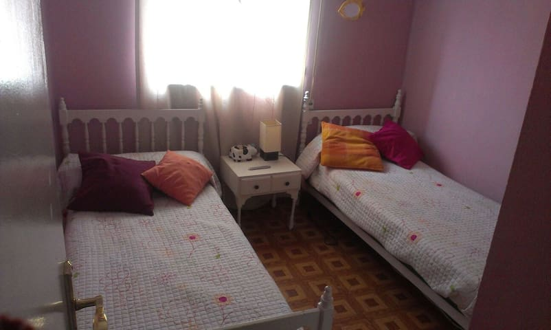 Alquiler habitación 1 o 2 personas