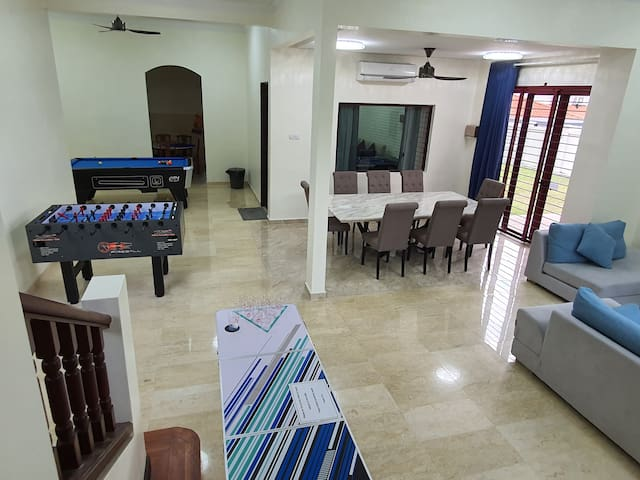 Event/Party Bungalow House at PJ Fully Equipped