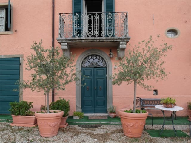 Beautiful flats in Tuscan Hamlet - Monterchi - Wohnung