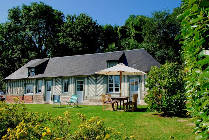Le Chalet Normand in Honfleur