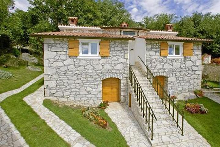 Holiday stone house La Bodulo-Istra - Šušnjevica - Appartement