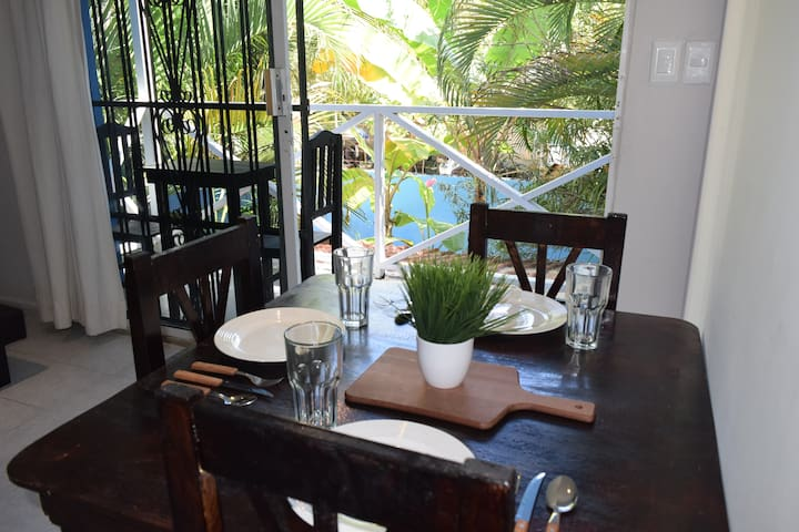 Centric and Comfortable 1 bedroom Apartment - Playa del Carmen - Byt