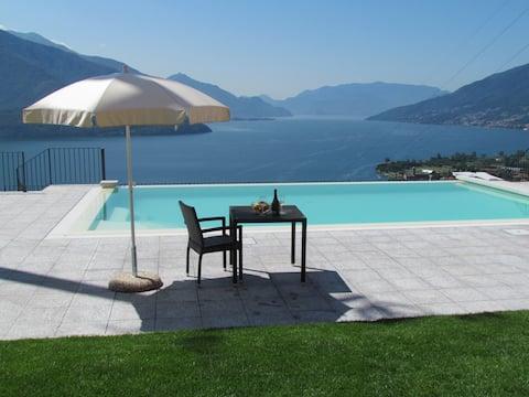 Lake Como -  Apart. Serenità
