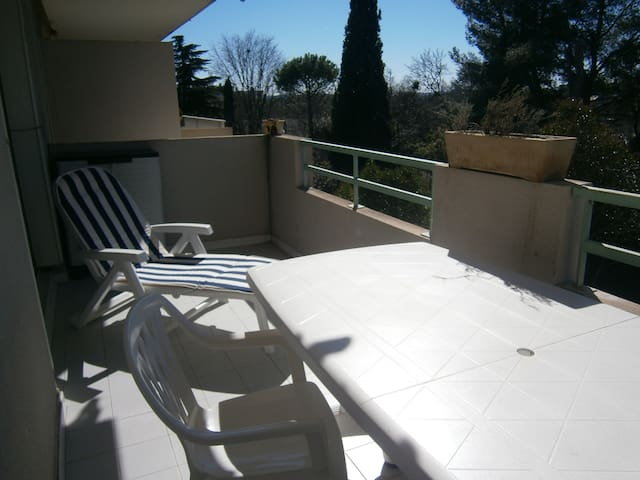 Nice & quiet 2-bedrooms flat - Nîmes - Apartamento