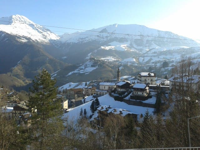 Bilocale in montagna a 1h da Milano - Oltre Il Colle - Pis