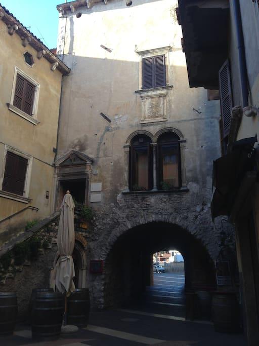 Piazzetta Fregoso