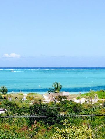Amazing Ocean View/Steps to Beach - Providenciales, Turks and Caicos islands - Huis