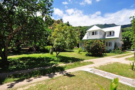 Petie Baie Holiday Villa - Mahe