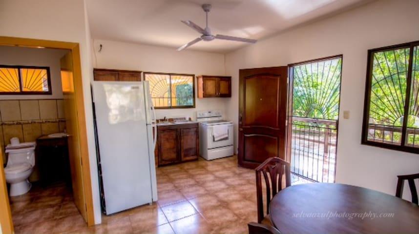 Las Cabinas de Maria - Playa Avellanas - Guanacaste Province - Casa