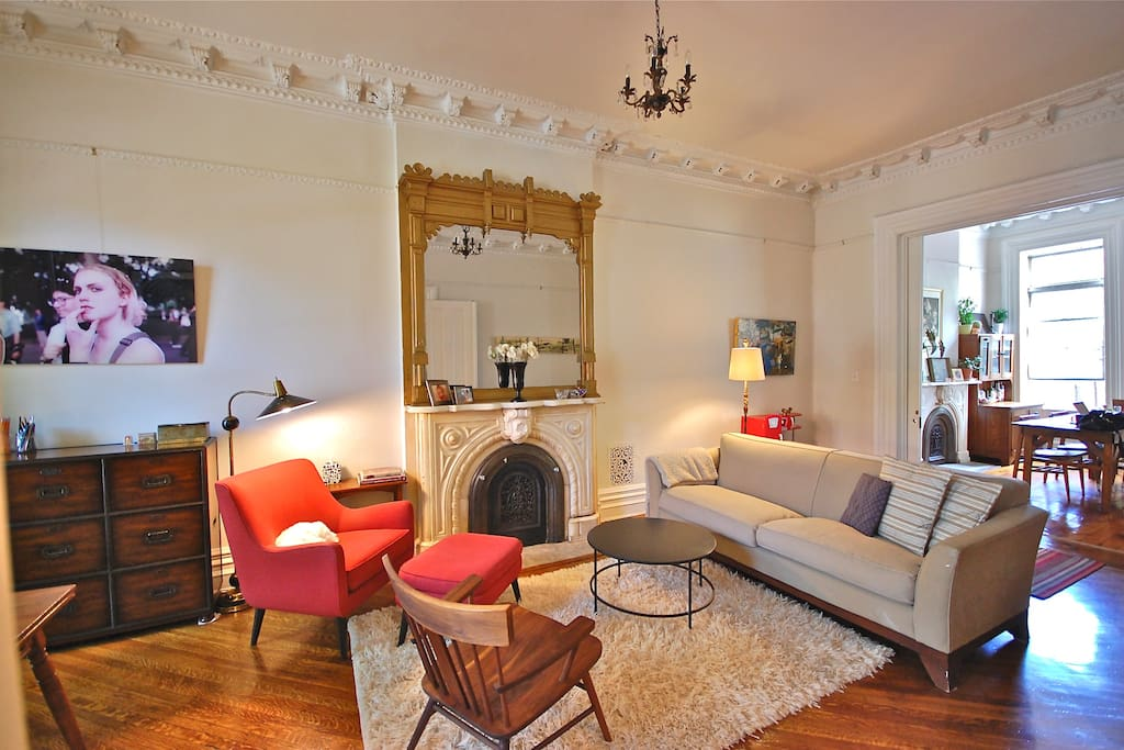 Parlor Living Room