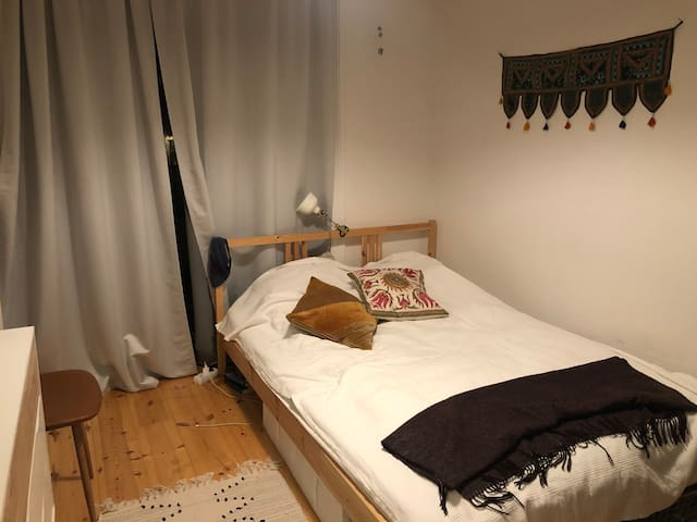 Chic and cozy room in the heart of Vesterbro