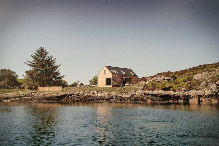 The Barley House - B&B by the sea! - Kyle of Lochalsh  - Szoba reggelivel