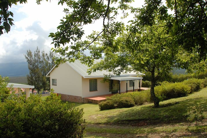 Kloofsig holiday cottages number 5 - Graskop - Haus