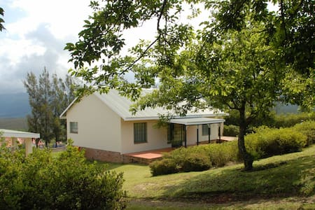 Kloofsig holiday cottages number 5 - Graskop