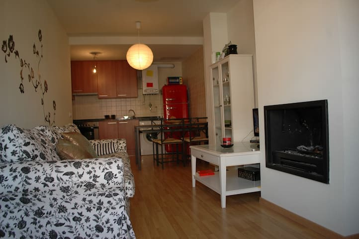 Apartamento para cuatro - Bagà - Apartamento