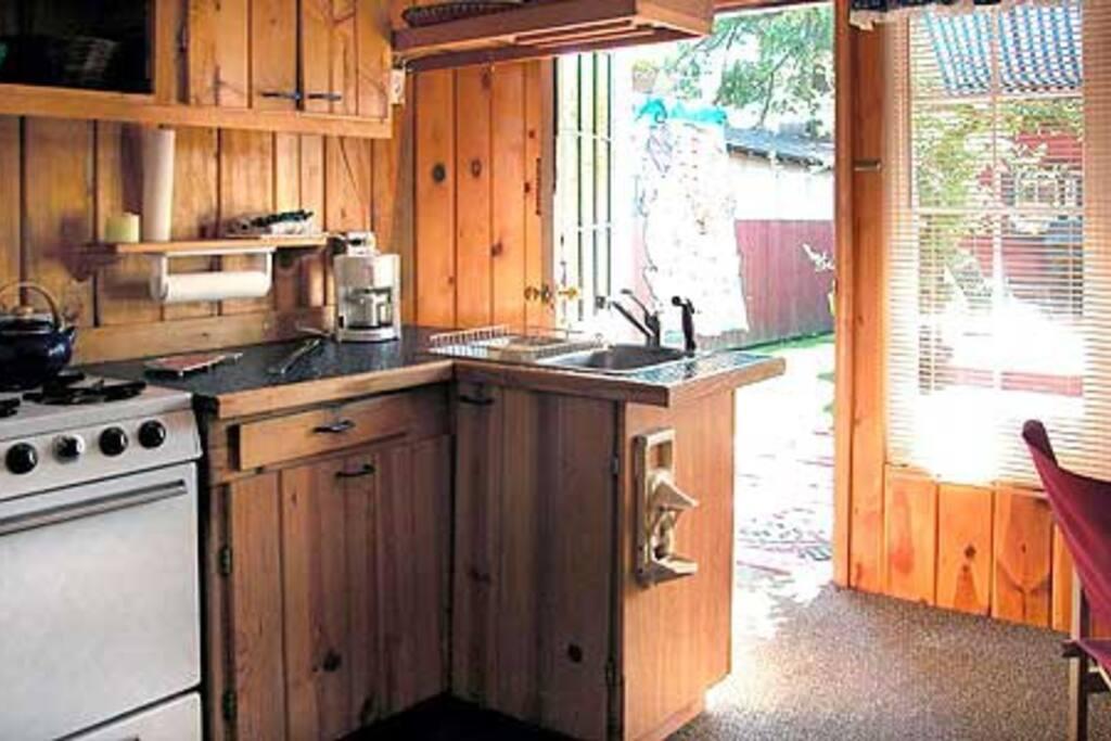 Sleepy Hollow Kitchen