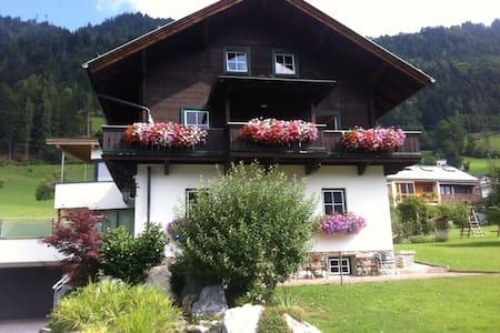 App.HolidayDream-Salzburg-Country  - Sankt Veit im Pongau - Wohnung
