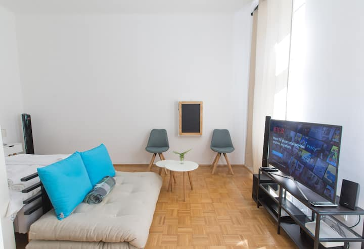 Cozy, Gorgeous Studio in the Heart of Vienna