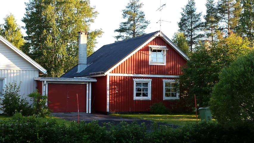 Ferienvilla m. Sauna,Garten,Veranda