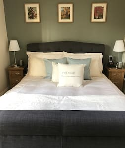 Luxury, private Cotswold accommodation - Tetbury - Gästhus