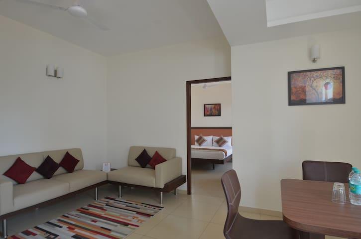 Ixora- 1 BHK Suites Indiranagar - Bangalore