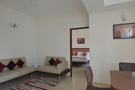 Ixora- 1 BHK Suites Indiranagar - 班加罗尔(Bengaluru) - 公寓
